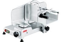 Aufschnittmaschine ø 250 mm / 230 V / Senkrechtschneider / Bereich 220 x 175 mm