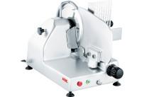 Aufschnittmaschine 300 mm / 230 V / Senkrechtschneider / Beriech 230 x 215 mm