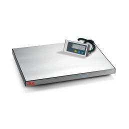 Plattformwaage 150,00 kg / Ziffernschritt 50 g / Wiegefläche 370 x 300 mm
