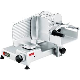 Aufschnittmaschine ø 350 mm / 230 V / Senkrechtschneider / Bereich 280 x 270 mm