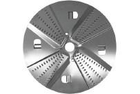 Rohkostscheibe 4 mm geschärft / für Cutty G 5.1 + M 4