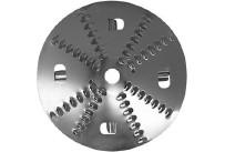 Schnitzelscheibe 6 mm geschärft / für Cutty G 5.1 + M 4