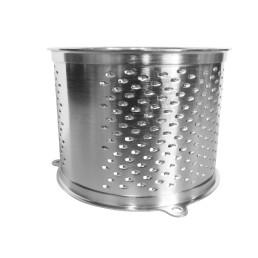 Rohkostzylinder einzeln geschärft 4 mm / für M 50