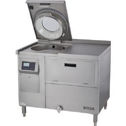 Salat- / Gemüsewaschvollautomat für 50 - 500 Essen / 230 V
