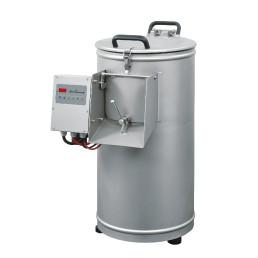 Knollenwasch- / Schälmaschine 8,00 kg / Stundenleistung 200,00 kg