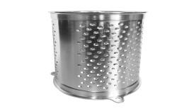 Rohkostzylinder einzeln geschärft 2 mm / für M 30