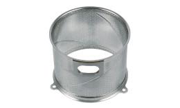 Passierzylinder 1,5 mm Edelstahl / für M 30