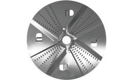 Rohkostscheibe 2 mm geschärft / für Cutty G 5.1 + M 4