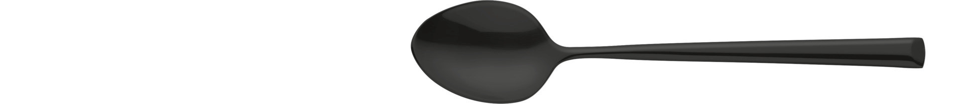 Metropole PVD, Kaffeelöffel 138 mm PVD schwarz
