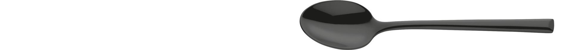 Metropole PVD, Moccalöffel 114 mm PVD schwarz