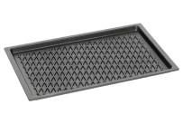GN-Bratplatte GN 1/1 BBQ-Grillboden 0,10 l / 530 x 330 x 20 mm
