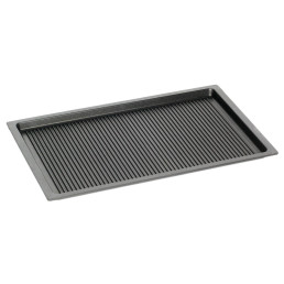 GN-Bratplatte GN 1/1 Grillboden 0,10 l / 530 x 330 x 20 mm