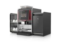 Kaffeevollautomat OptiMe 12 + XL Brüheinheit + Frischmilch-Modul