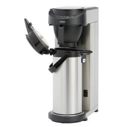 Filterkaffeemaschine 2,10 l schwarz ohne Pumpkanne / mit Wasseranschluss