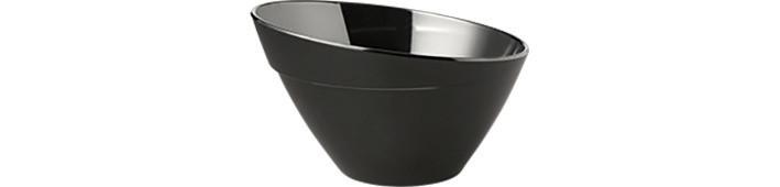Schale rund 2,50 l / ø 245 mm schwarz