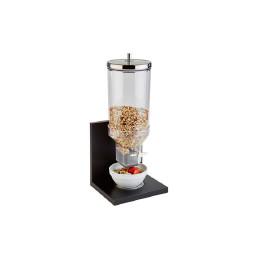 Cerealienspender 4,50 l / 210 x 200 x 555 mm Wenge