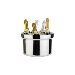 Flaschenkühler doppelwandig 10,00 l / ø 310 x 190 mm