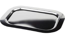 Tablett rechteckig mit glattem Rand 680 x 480 mm