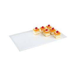 GN-Tablett GN 1/1 / 530 x 325 x 30 mm weiß