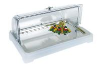GN-Kühlbox GN 1/1 New Generation 4-tlg. 565 x 350 x 65 mm weiß transparent