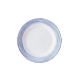 Brush Blue, Restaurant Dessertteller ø 190 mm blau