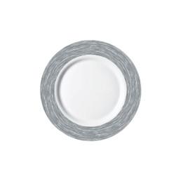 Brush Grey, Restaurant Dessertteller ø 195 mm grau