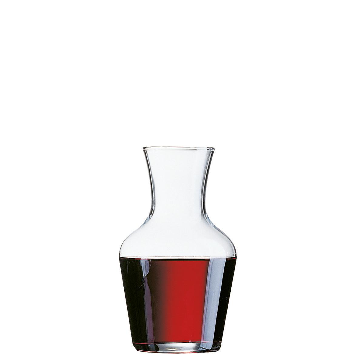 Carafon Vin, Glaskaraffe ø 96 mm / 0,58 l 0,25 /-/