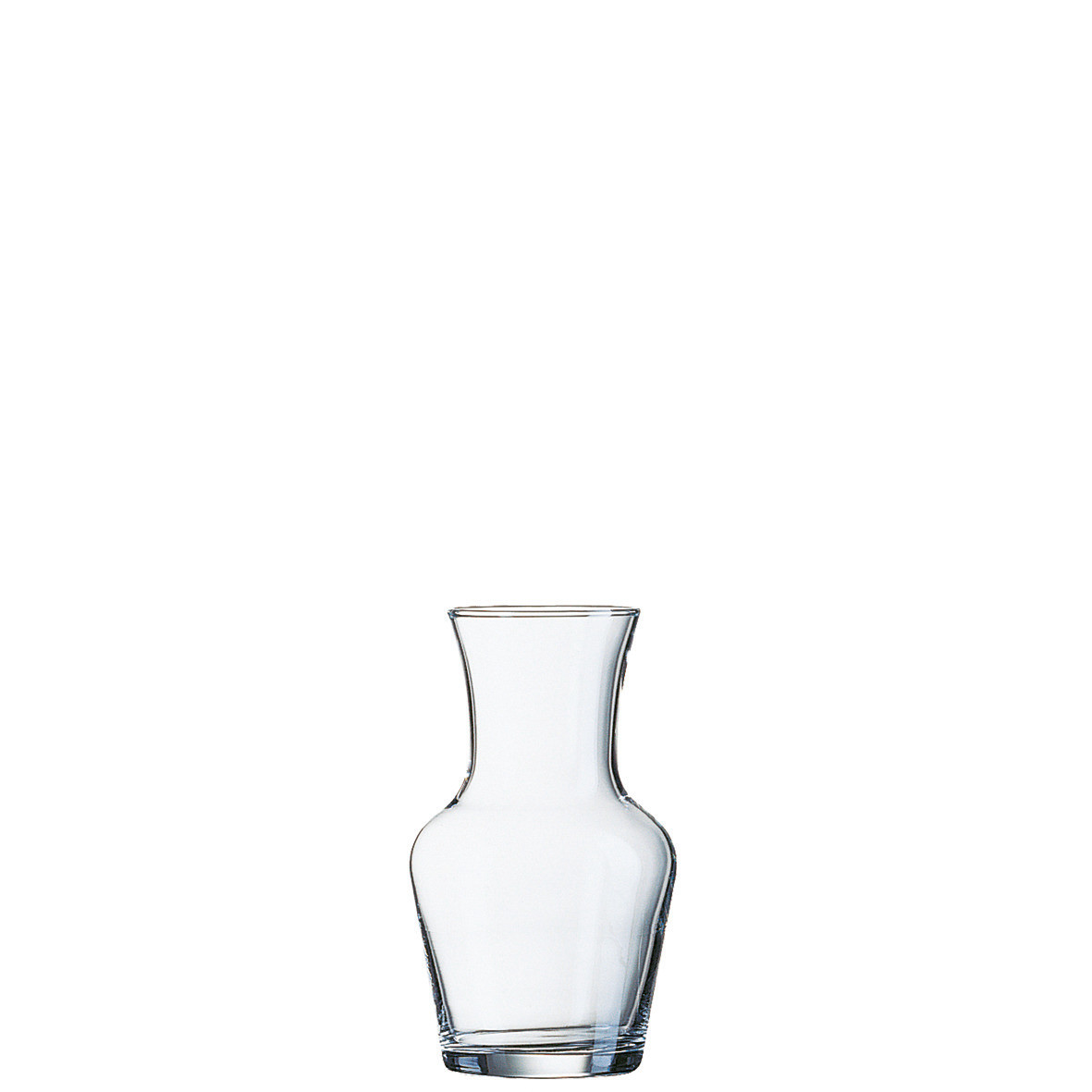Carafon Vin, Glaskaraffe ø 72 mm / 0,31 l