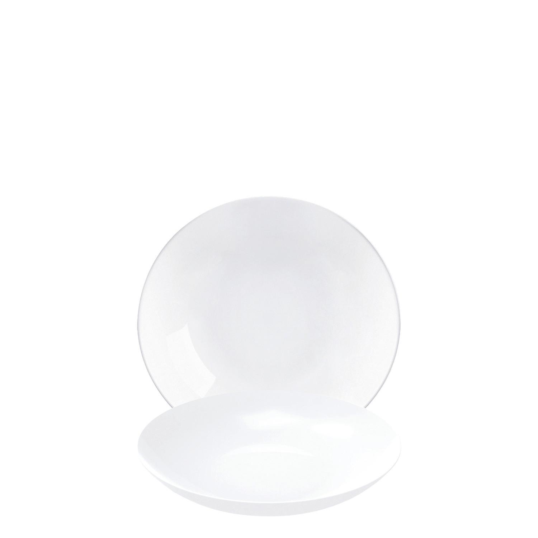 Evolutions Uni, Coupteller tief ø 200 mm / 0,78 l weiß