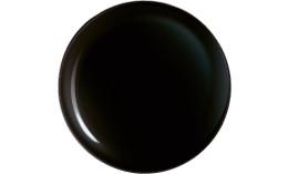 Evolutions Uni, Coupteller flach ø 270 mm uni schwarz