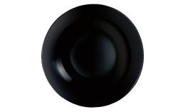 Evolutions Uni, Coupteller tief ø 200 mm / 0,78 l uni schwarz