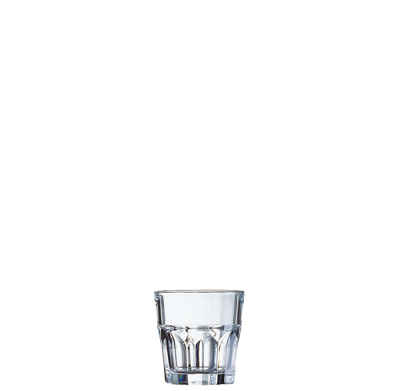 Granity, Whiskyglas stapelbar ø 70 mm / 0,16 l