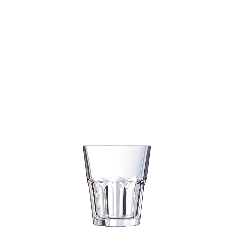 Granity, Whiskyglas stapelbar ø 92 mm / 0,35 l
