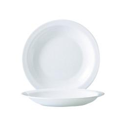 Hoteliere White, Teller tief ø 225 mm