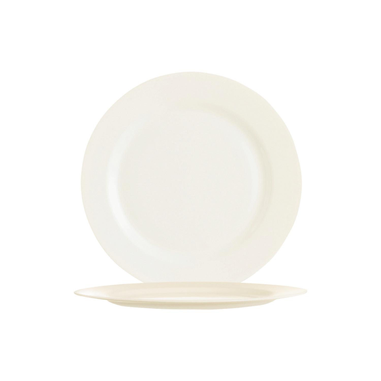 Intensity Cream, Teller flach ø 205 mm
