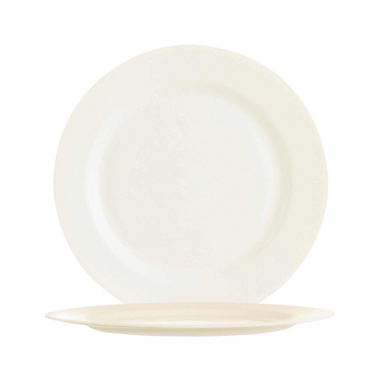 Intensity Cream, Teller flach ø 255 mm