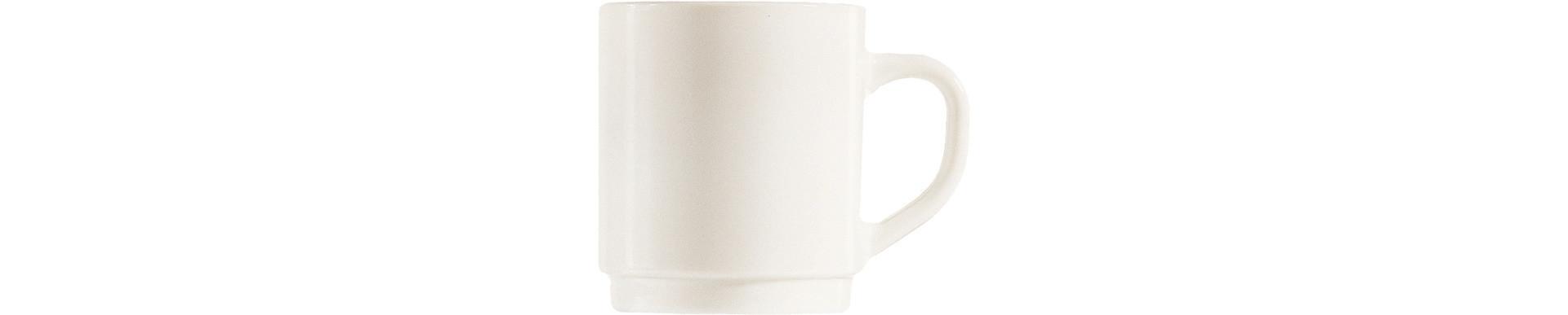 Intensity Cream, Bockbecher stapelbar ø 79 mm / 0,29 l