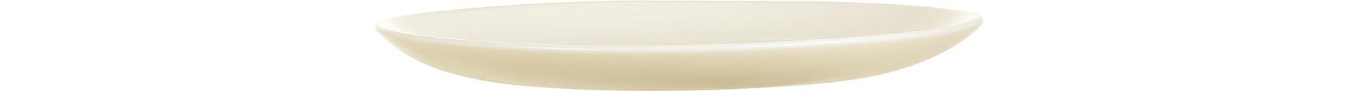 Intensity Cream, Coupteller flach ø 160 mm