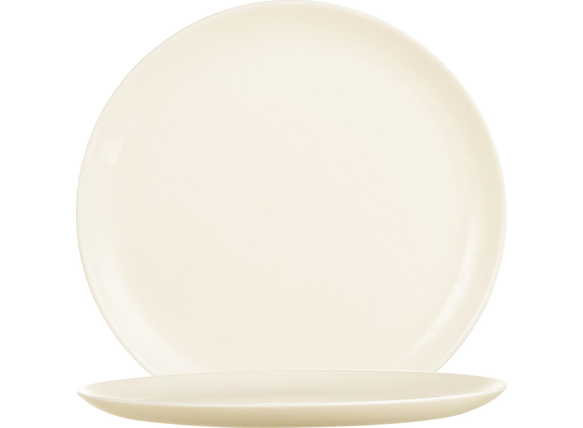 Intensity Cream, Coupteller flach ø 265 mm