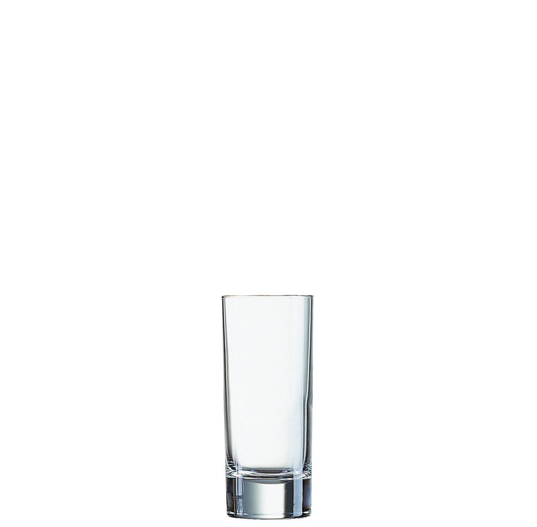 Islande Tubo, Longdrinkglas ø 53 mm / 0,22 l