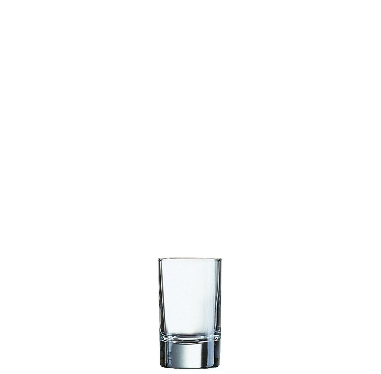 Islande Tubo, Longdrinkglas ø 51 mm / 0,10 l