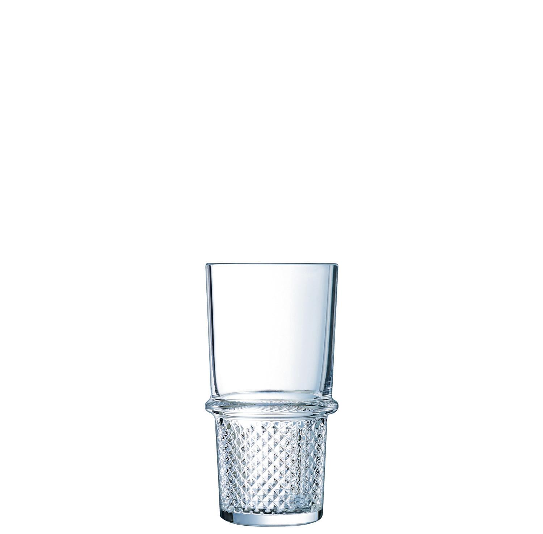 New York, Longdrinkglas ø 74 mm / 0,35 l