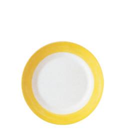 Brush Yellow, Restaurant Teller tief ø 225 mm gelb