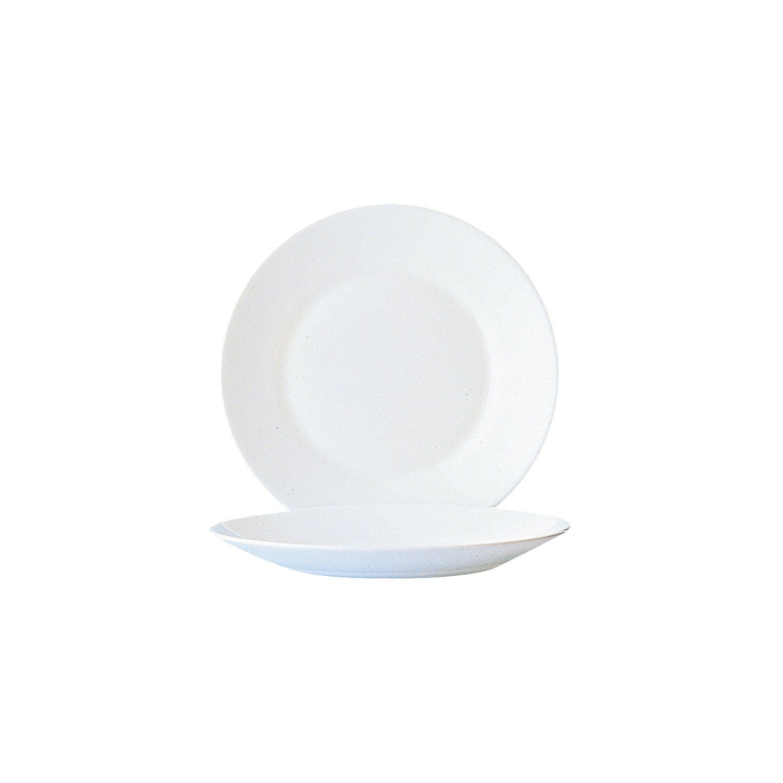 Restaurant Uni, Teller flach ø 155 mm
