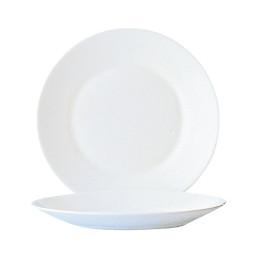 Restaurant White, Teller flach ø 251 mm