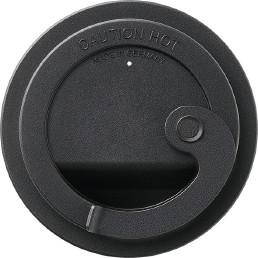 Coffee to Go, Deckel ø 98 mm schwarz