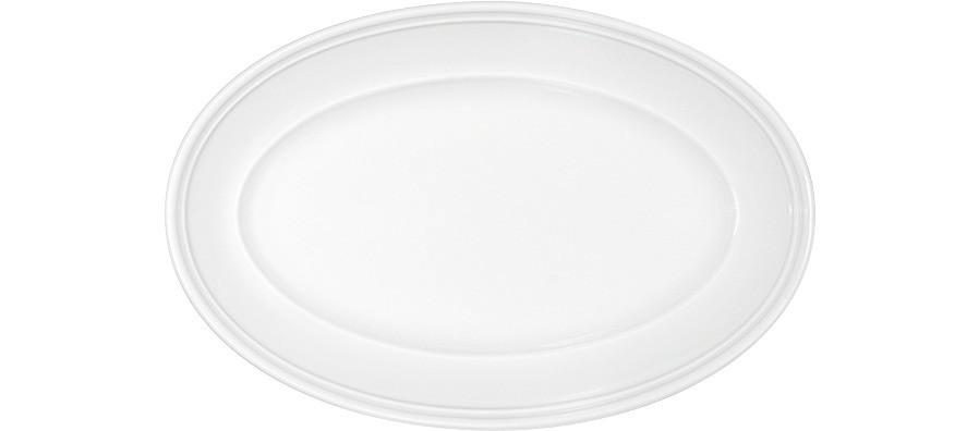 Come4table, Platte oval mit steiler Fahne 240 x 188 mm
