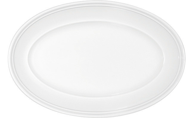 Come4table, Platte oval mit steiler Fahne 319 x 233 mm