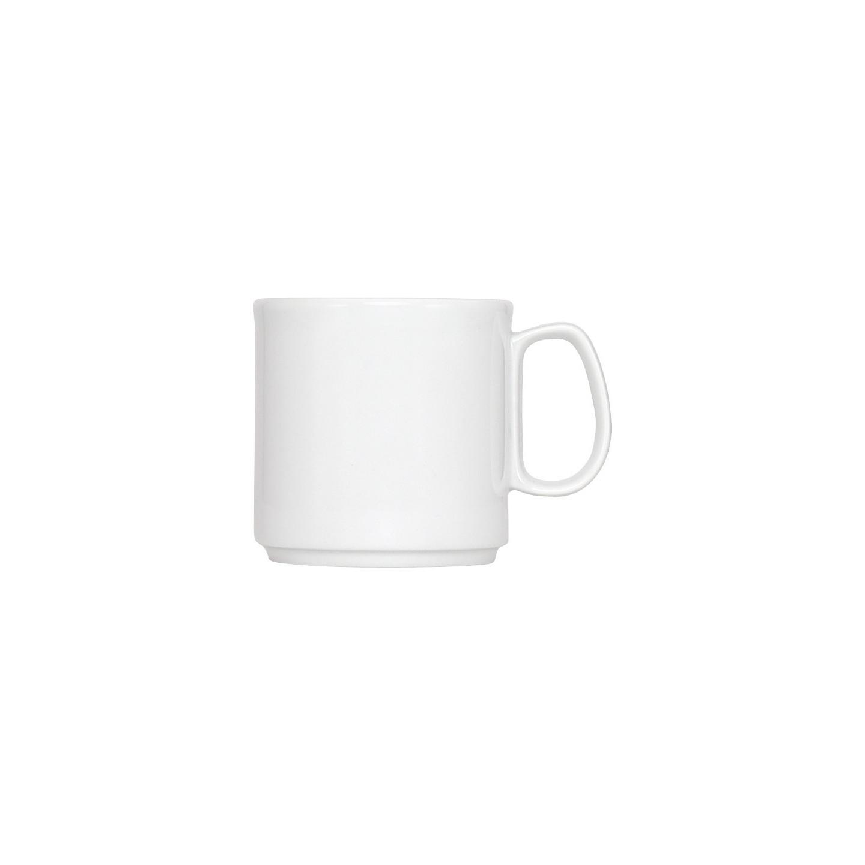 Dimension Invita, Spezialbecher ø 81 mm / 0,30 l weiß