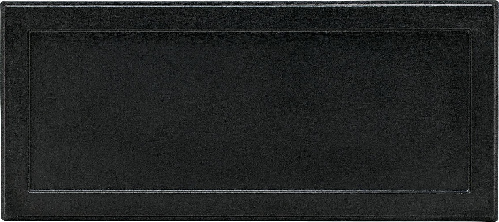 Emotion, Presenter (Kunststoff) stapelbar 408 x 178 x 42 mm schwarz